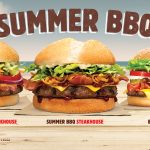 NEWS: Burger King Summer BBQ Range