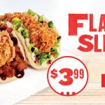 DEAL: KFC $3.99 Flatbread Sliders
