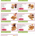 DEAL: KFC Coupons valid until 25 February 2019