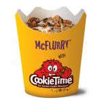 NEWS: McDonald's Cookie Time McFlurry