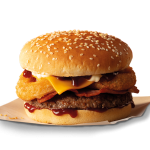 NEWS: McDonald's BBQ Bandit Burger