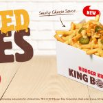 NEWS: Burger King $4.95 Loaded Fries