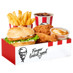 DEAL: KFC $11.99 Super Rugby Box Meal