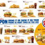 DEAL: Burger King Coupons valid until 24 June 2019