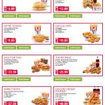 DEAL: KFC Coupons valid until 20 May 2019