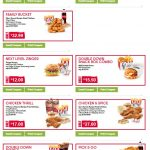 DEAL: KFC Coupons valid until 8 July 2019