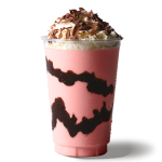 NEWS: McDonald's Strawberry Indulgent Shake
