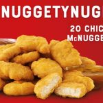 DEAL: McDonald's 20 Nuggets for $10