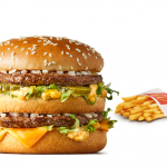 DEAL: McDonald's – $5 Big Mac & Small Fries (11:30am-2:30pm)