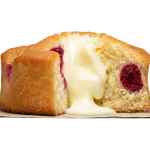 NEWS: Burger King Raspberry White Chocolate Lava Cake