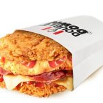 NEWS: KFC Big Cheese Double Down