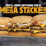 NEWS: Burger King Mega Stacker Burgers (Single, Double, Triple)