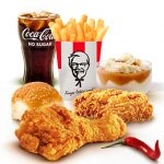 DEAL: KFC $7.50 Hot & Spicy Lunch