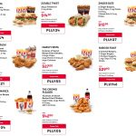 DEAL: KFC Coupons valid until 7 October 2019