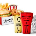 DEAL: KFC $12.50 Colonel's Box Meal with Free Collectable Cup