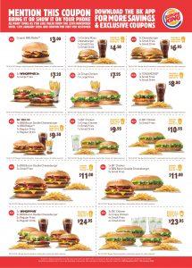 Coupons burger king pdf