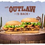NEWS: Burger King Outlaw & Outlaw XL Burgers