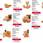DEAL: KFC Coupons valid until 3 August 2020