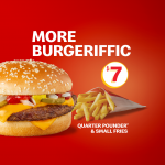 DEAL: McDonald's – $7 Quarter Pounder & Small Fries