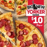 DEAL: Pizza Hut – $10 Big New Yorker Pizzas Pickup