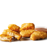 DEAL: McDonald's 1 Million Free Chicken Nuggets – Free 6 Pack Chicken McNuggets via App for First 166,667 (12 August 2020)
