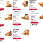 DEAL: KFC Coupons valid until 22 September 2020