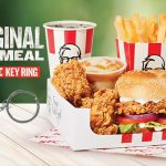 DEAL: KFC – $12.99 Original Box Meal with Free Key Ring