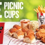 DEAL: KFC – 4 Free Picnic Cups with Picnic Bucket Purchase
