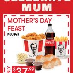 DEAL: KFC – $37.99 Mother's Day Feast (until 10 May 2021)