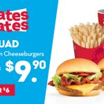 DEAL: Wendy's – $9.90 BBQ Squad (2 Deluxe Double Stackers, Value Fries, Value Drink)